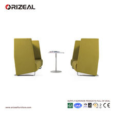 Orizeal High Back Reception Sofa for Private Occasional Meeting (OZ-OSF020)