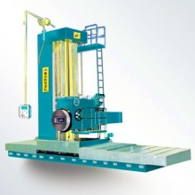 Floor type horizontal boring mill machine