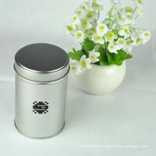 Japanese Tea Tins, Small Tea Tins, Round Tea Tin