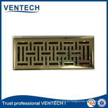 Brand Product Floor Air Grille para uso de ventilación