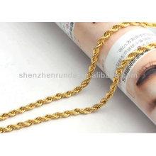 316L из нержавеющей стали моды золото ожерелье ювелирные изделия Наруто ожерелья