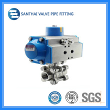 2016 Stainless Steel Electric Sanitary Ball Valve