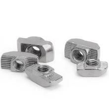 Factory price Metal fastener European standard t- nut profile  m10