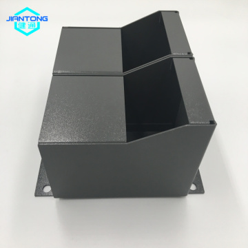 Fabrication Sheet Metal Box voor elektronentoepassing