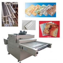 TM-UV-Dp Decorative Plates Wood Furniture Hardwood UV Curing Machine