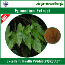Extracto Natural de Epimedium com Icariins