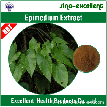 Natural Epimedium extract with Icariins