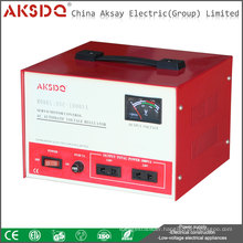 New SVC Household Use 1kva 1000va 60Hz 220v Output AC Voltage Regulator China