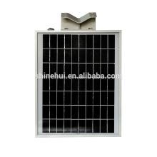 Lâmpada de energia solar de alta eficiência tudo em uma luz de rua solar