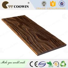 Grão de madeira de 8 polegadas de revestimento de vinil