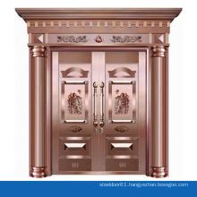 Copper door exterior door copper and bronze entry doors
