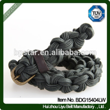 Casual Dress Braided Belt Lady Female Thin Strap Cintos Fashion Women waistband Ceinture for Jeans Designer