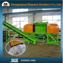 Double Shaft Plastic Shredder Machine (MSDP)