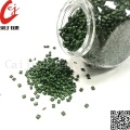 Deep Green Color Masterbatch Granules
