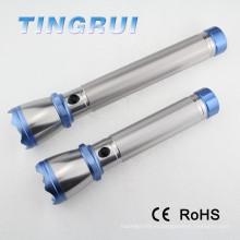 2000 Lumens Led Torch 18650 Батарея аккумуляторная бамбуковая