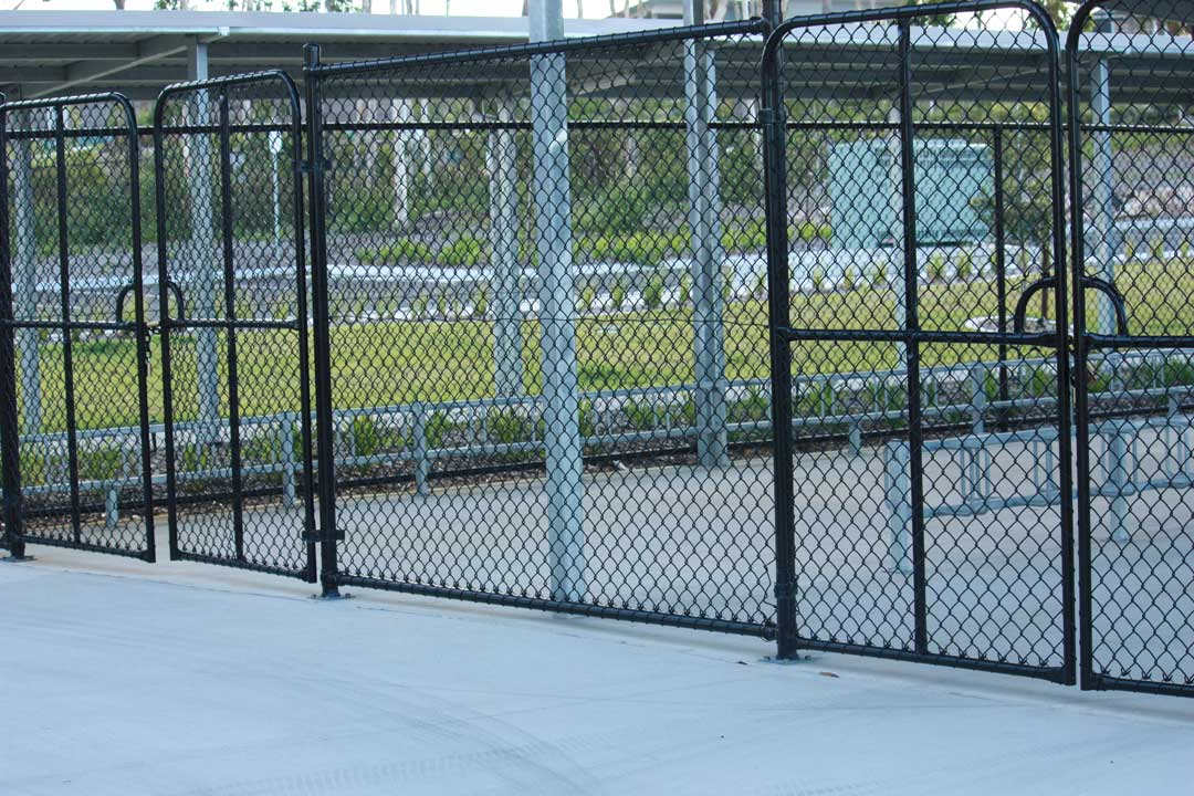 Chain Link Secure Fence