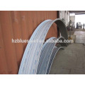 Standing Seam Roof Panel Roll Forming Machine With Curving Machine, Standing Seam Curving Machine