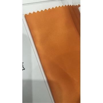 Orange High Spandex Twill Lining