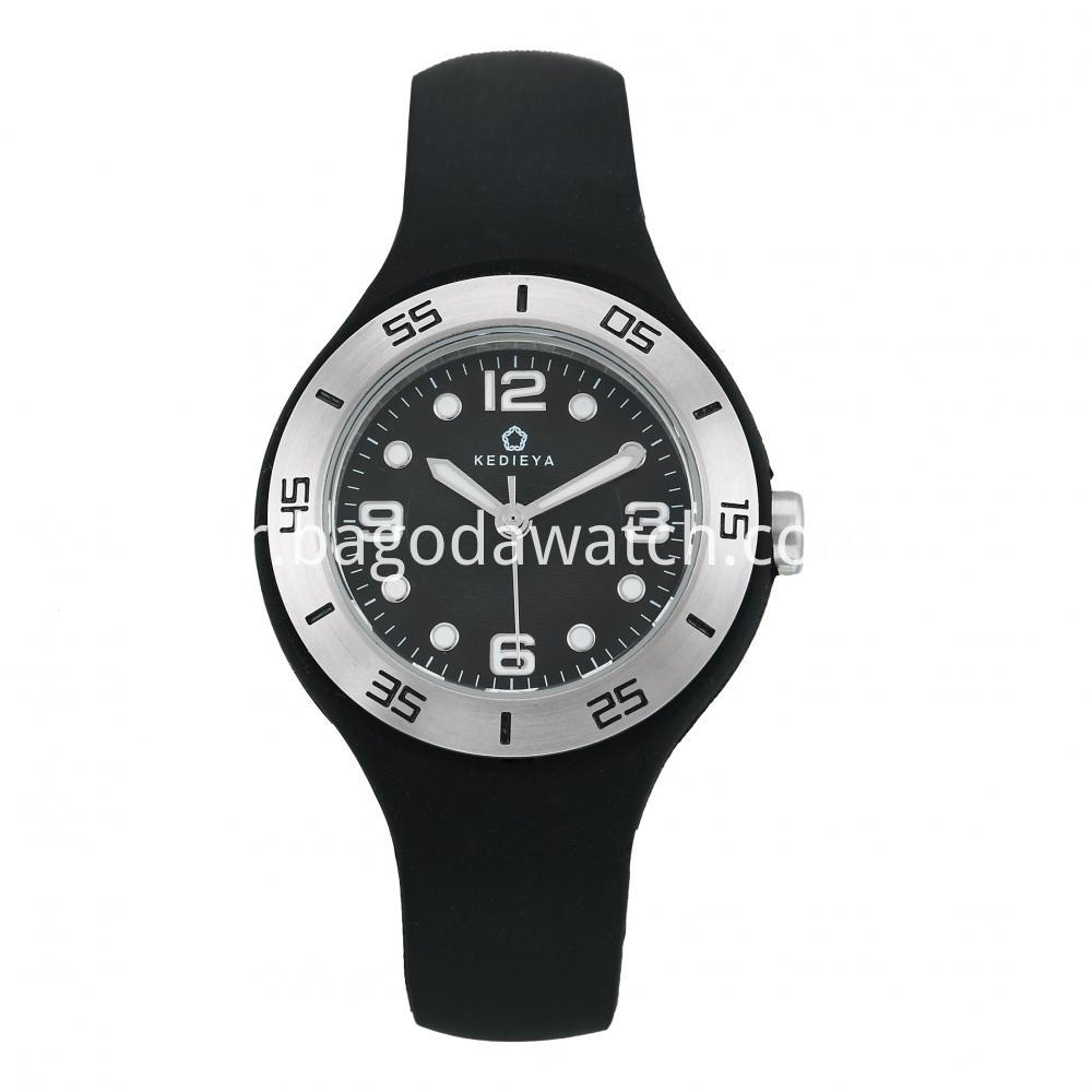 Women S Silicone Watch