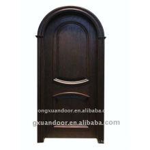 100% натуральная деревянная дверь