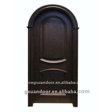 100% natural wooden door
