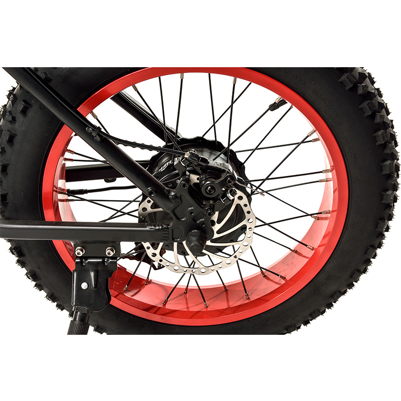 High Speed 25km H Motor Chain Drive Electric Bicycle
