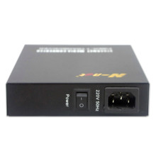 10/100/1000 Standlone Managed Fiber Media Converter