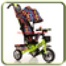 Günstige Plastik Kinder Dreirad mit drei Rädern Lexus Mutter Baby Dreirad Fahrrad, eec Trike 3 Rad billig Kinder Dreirad