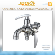 Professional manufacture brass two way chrome bibcock water tap