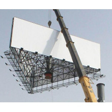 Steel Structure Advertising Board (KXD-SSB1462)