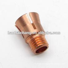 Perno de suspensión de tornillos de doble extremo para el termostato de Klixon