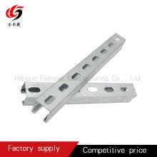 Q235B Стальные экструдированные алюминиевые распределители unistrut