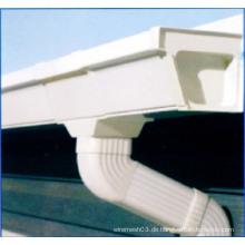 Kunststoff-Regensystem PVC-Dachrinnen