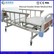 Больничная палата Общее руководство по эксплуатации Двойные встряхивающие медицинские кровати