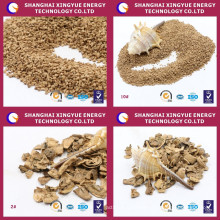 China wholesale supply dry walnut shell grit for oil sludge treatment