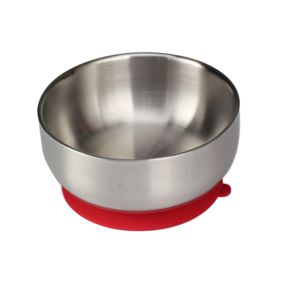 Hot Sell Baby Feeding Stainless Steel Bowl