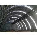 Kohleschuppen von Steel Space Frame
