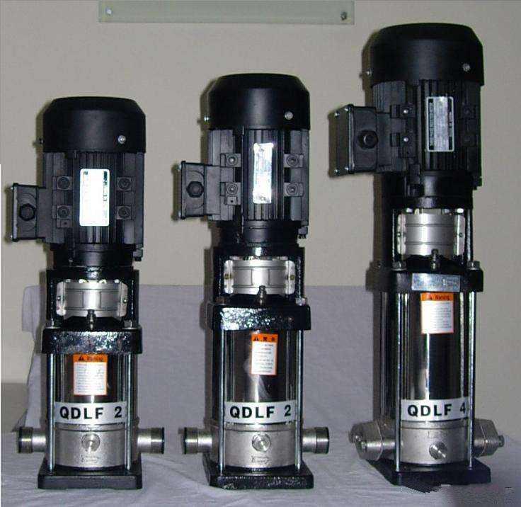 QDLF vertical stainless steel multistage pump stainless steel vertical centrifugal pump 1