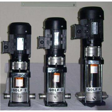 Pompe multi-étages en acier inoxydable verticale QDLF
