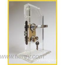 Aluminum Alloy Zinc Alloy Mortise Lock Set