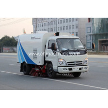 RHD Foton Mini road sweeper