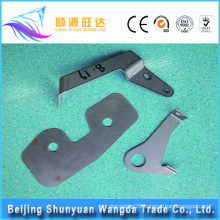 ISO9001 IEC metal stamping blanks part
