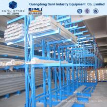 Sistema longo da cremalheira do armazém da carga do equipamento do armazenamento