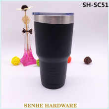 Wholesale 450ml Double Wall Yeti Coffee Cup Plastic Products (SH-SC51)