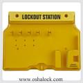 Stations de verrouillage pour le verrouillage de sécurité