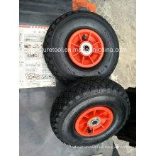 Schubkarren-Rad 400-8 PU-Schaum-Rad-Plastik