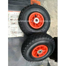 Wheelbarrow Wheel 400-8 PU Foam Wheel Plastic