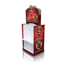 Pop-Papier-Display, Store Karton-Display