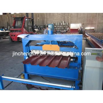 Máquina formadora de telhado industrial