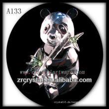 Schöner Kristall Panda A133